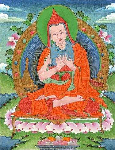 O grande mestre Atisha foi o fundador da Tradição Kadampa. Ele nos deixou o legado do Lamrim: uma forma especial de praticar os ensinamentos de Buda. Até hoje estudamos e praticamos suas instruções: http://www.meditarbh.org.br/2012/03/novo-programa-fundamental-2012/