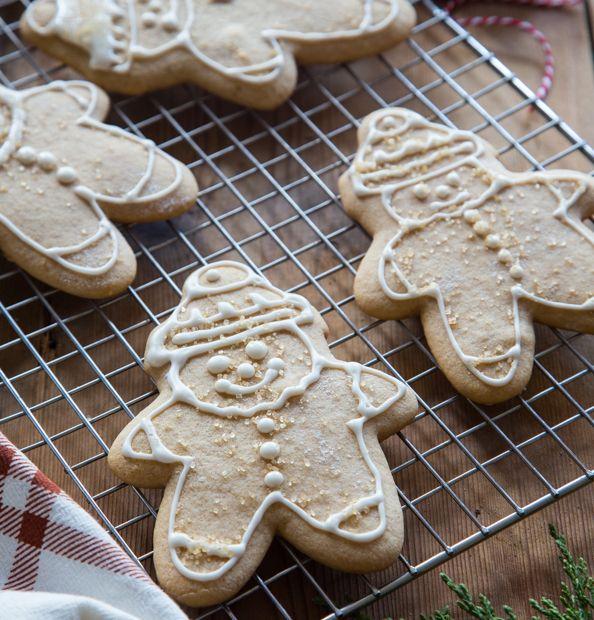 как сделать имбирное печенье | Высоцкая Life