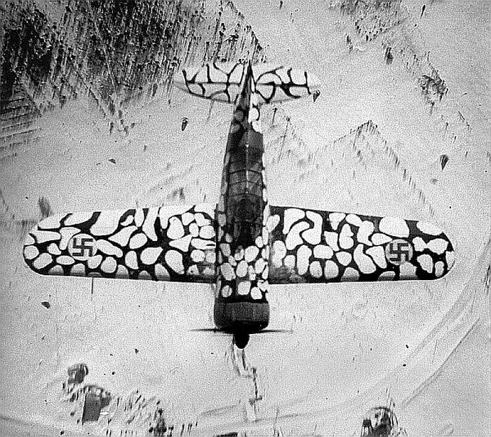 """Finnish Air Force Brewster F2A """"Buffalo"""""""