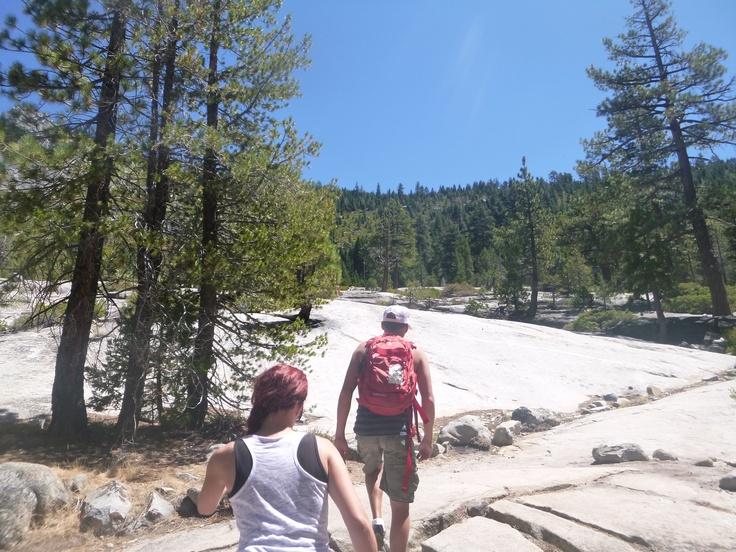 Hiking in South Lake Tahoe