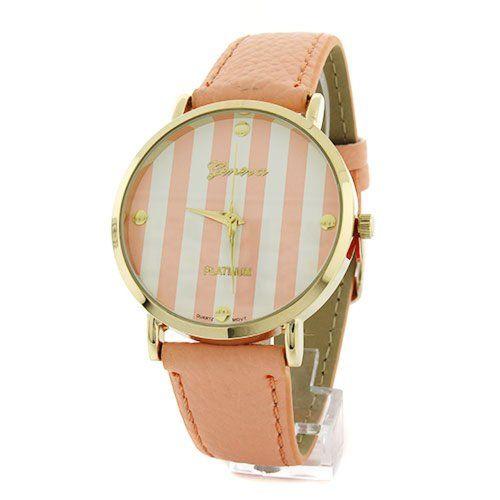 Watch 446c 08 Stripes Pink POTRA,http://www.amazon.com/dp/B00DM8NH9S/ref=cm_sw_r_pi_dp_XghXsb1TT982KG92