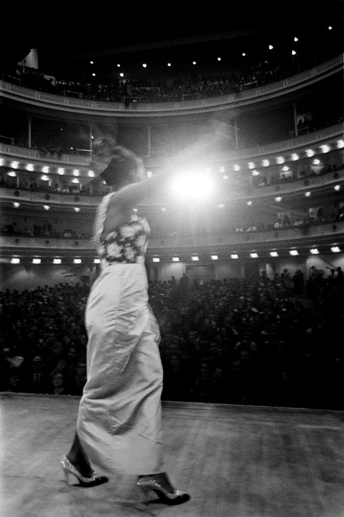 """An image of Nina Simone from """"What Happened, Miss Simone."""""""