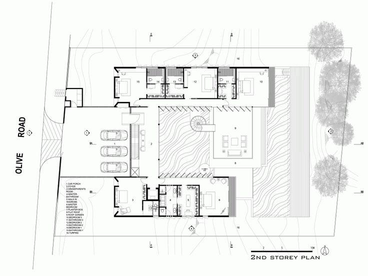 Elegant Gallery Of Hillside House / AR43 Architects   11
