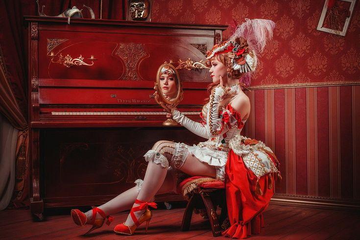 Красная королева (авт. Андрей Ерастов)