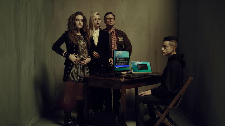 Mr Robot series Elliot, a cyber-security tech by day and vigilante hacker by night. He has used his hacking skills for justice and to protect those he ...
