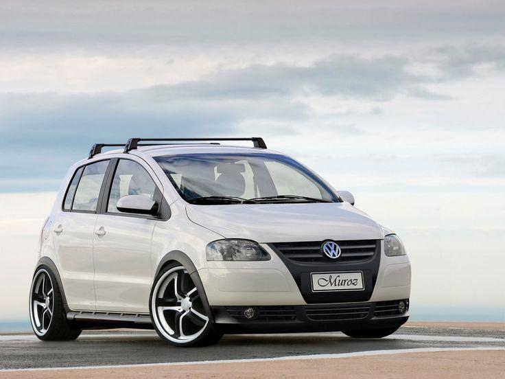 VW Fox Frente by MurilloDesign