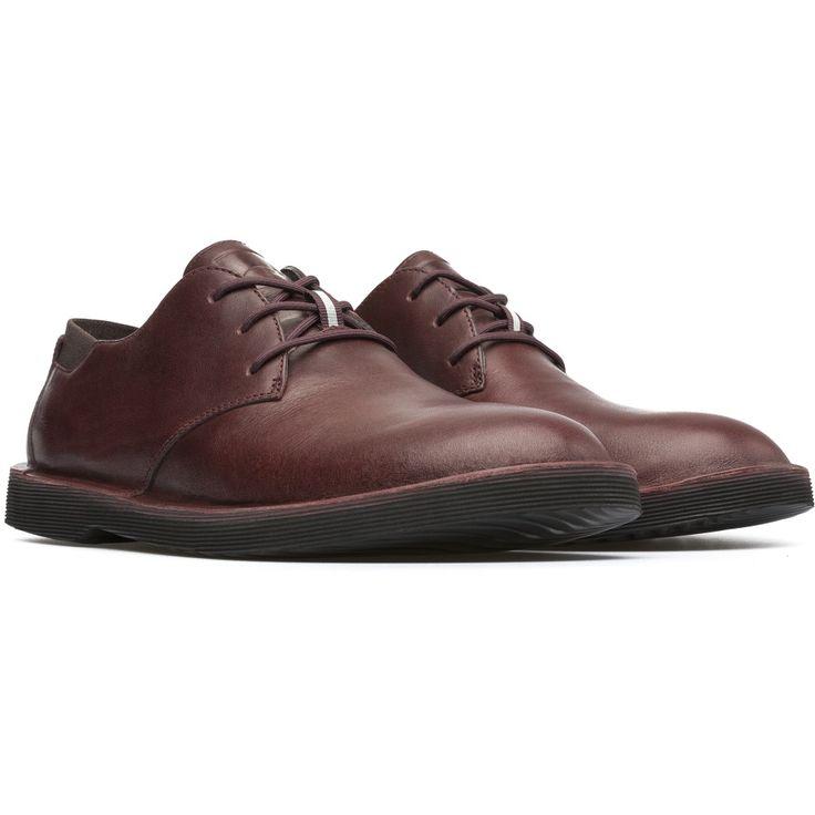 Camper Morrys Bourgogne Chaussures habillées Homme K100057-007