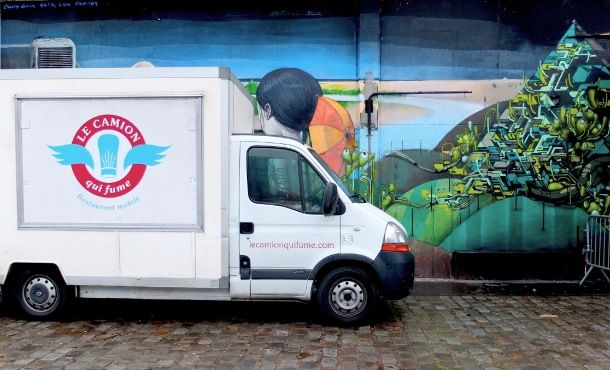 Le Camion qui fume | 200 quai de Valmy 10e | Restaurants and cafés | Time Out Paris