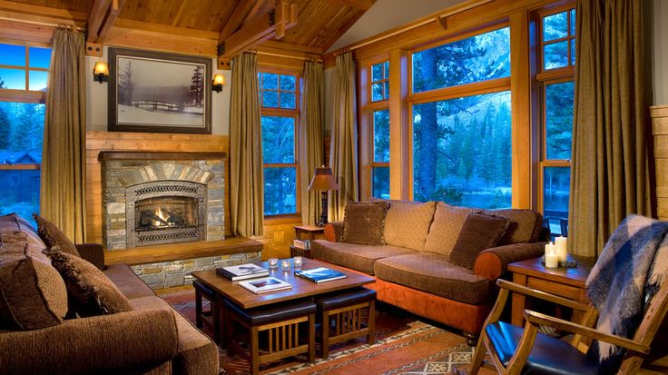 Tamarack Lodge & Resort, Mammoth Lakes, CA | Cabins are all about relaxing, reconnecting, and repairing the soul. Here are the most extraordinary cabins around the West that will keep you coming back, time and again