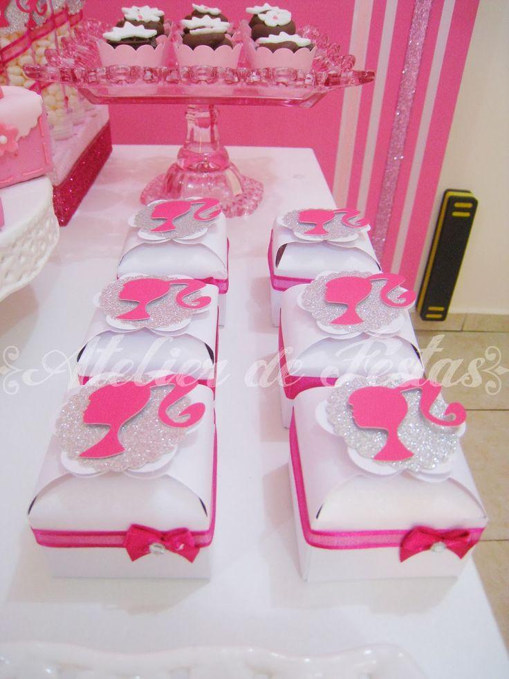 Barbie Atelier de Festas