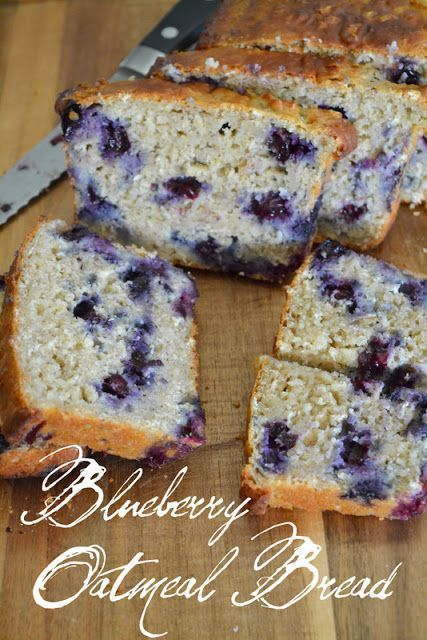 This protein packed oatmeal bread is YUMMO! Whether you are eating a slice in the morning with a cup of coffee, or an after dinner snack, this bread will become a staple in your home. Moist and fil...
