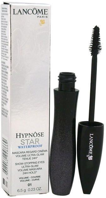 Lancome - Hypnose Star 24H Waterproof Volume Mascara - # 01 Noir Midnight (0.23 oz.) - 1 Units