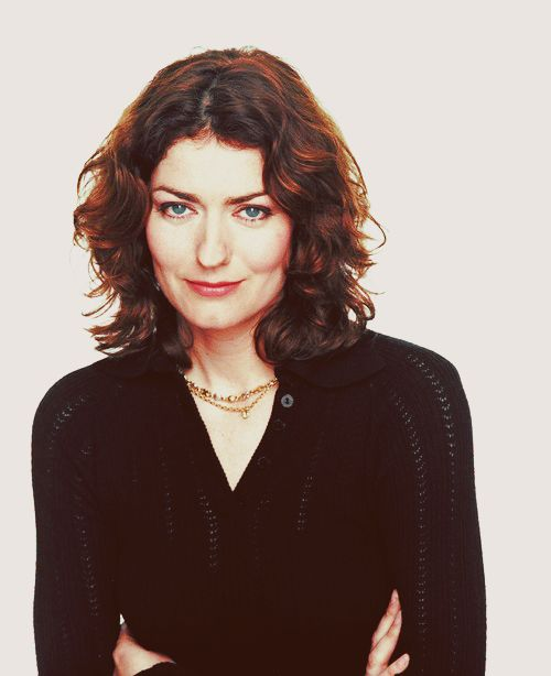 Anna Chancellor as Estelle from Fortysomething