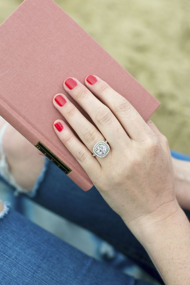 16 best Diamonds For Days images by James Allen Rings on Pinterest ...