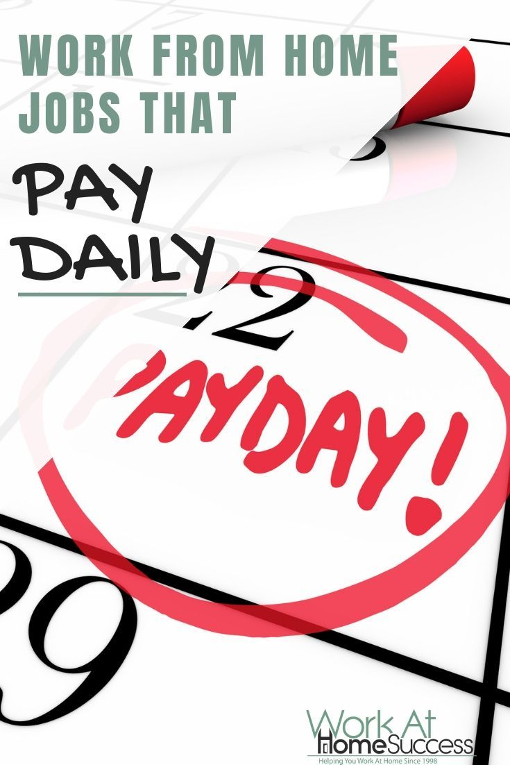 14 work from home jobs that pay daily best work at home blogs
