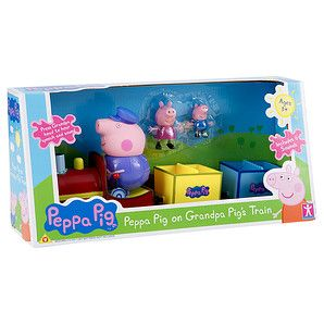 Peppa+Pig+on+Grandpa+Pig's+Train