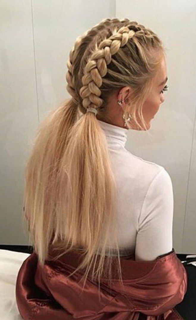 The boxer braids (boxer braids) – What hairstyle to adopt according to my sign – #adopter #Boxer #boxerbraids #boxer #Braids #hair #of #The #mo …