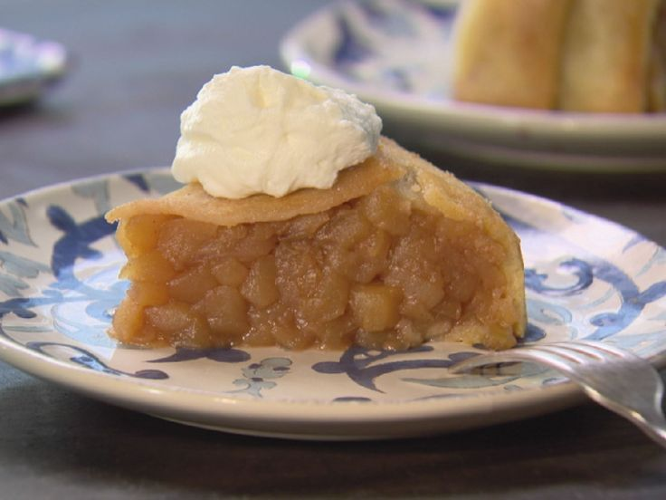 Apple Charlotte recipe from Trisha Yearwood via Food Network