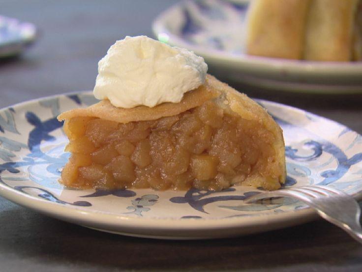 Apple Charlotte recipe from Trisha Yearwood via Food Network