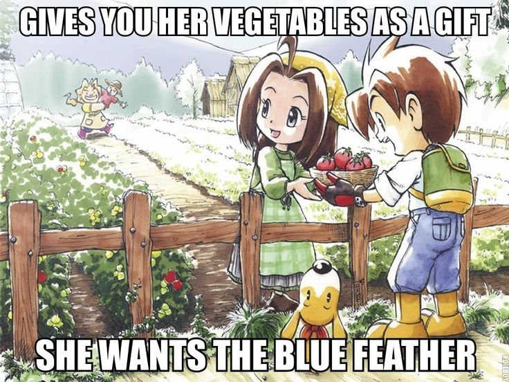 08e65d7398e68f8fb7f48102668fa8b7 harvest moon game awesome games 40 best harvest moon images on pinterest harvest moon, rune,Harvest Moon Meme