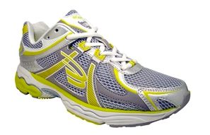 Scorpius #women - medium and wide widths available. Offers support for the moderate to extreme pronator - wide heel platform