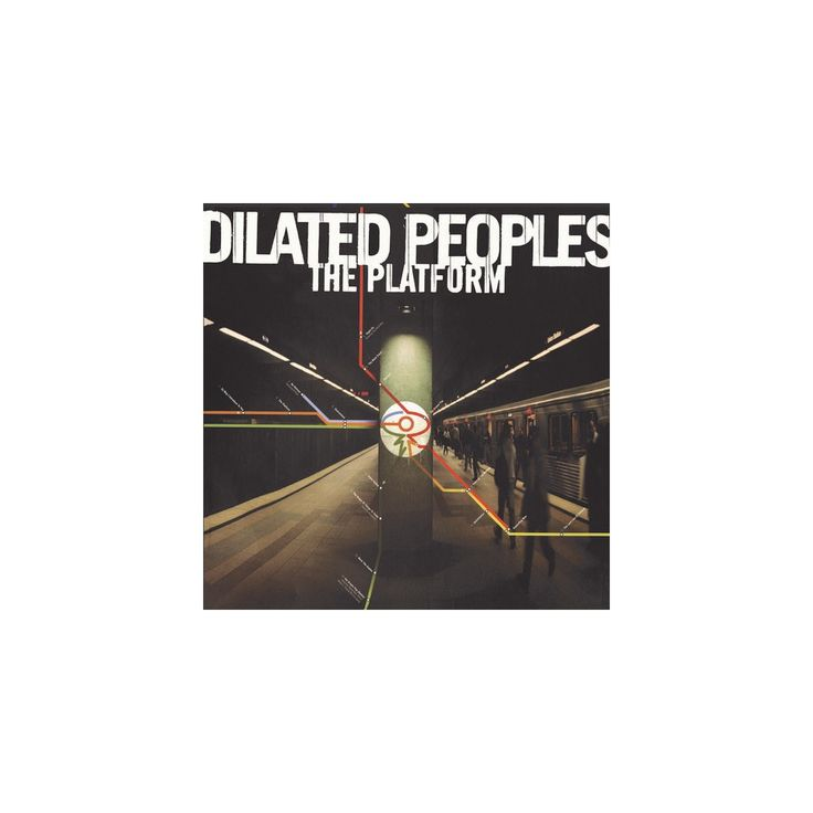 Dilated Peoples - Platform (Vinyl)