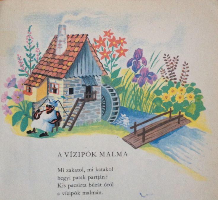 Lukáts Kató hungarian illustrator