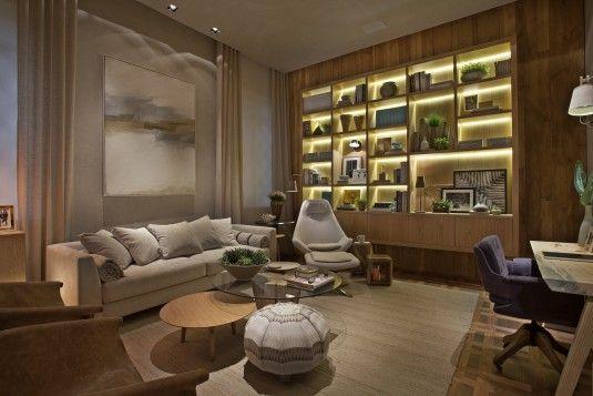 Casa Cor Campinas 2013 – Fornecedores Sala da Família | Blog de Arquitetura e Design | Cria Arquitetura