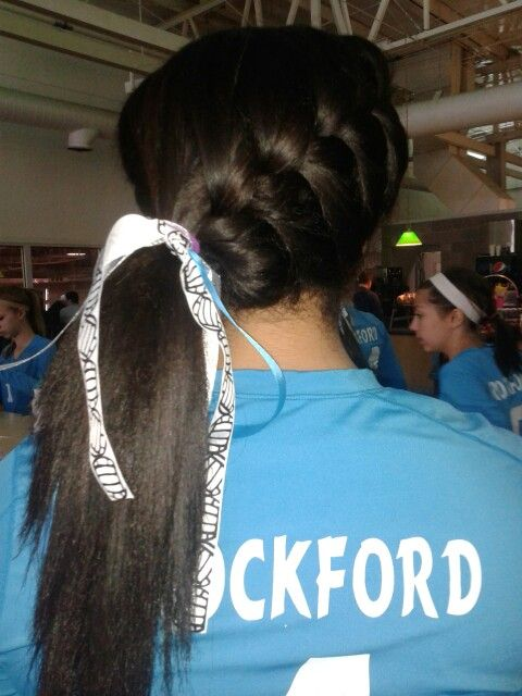 Cute Volleyball Hairstyles For Long Hair : Best ideas about cute volleyball hairstyles on