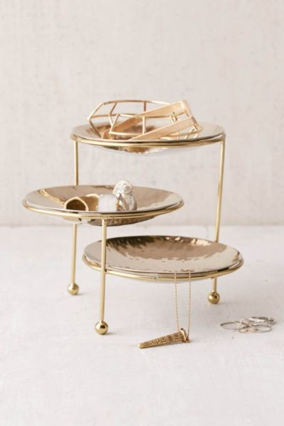 Shop Callie Tiered Catch-All Dish at Urban Outfitters today. We carry all the latest styles, colors and brands for you to choose from right here.