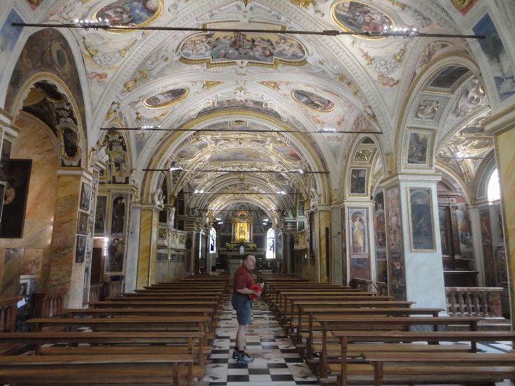 Madona del Sasso Church | Locarno | Tessin | Switzerland