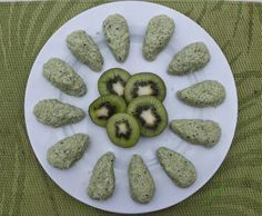 kivigyümölcsös kókuszgolyók (laktózmentes, gluténmentes, cukormentes, tojásmentes, mindenmentes, nyers, vegán) / Recept / sárgabarack, banán, kivi, gránátalma