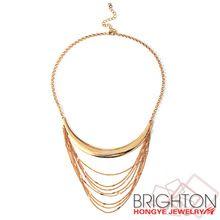 Золотые Цепи, Ожерелья Конструкций N6-10075-5300