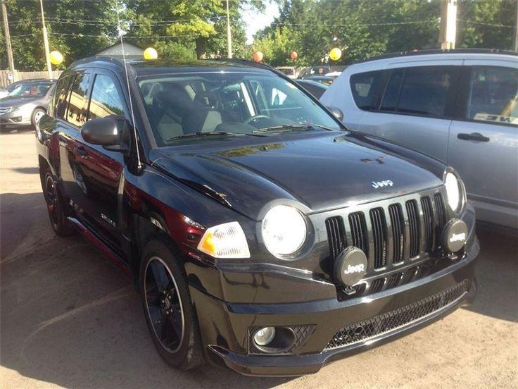 """Sport Utility - 2009 Jeep Compass Rocky Mountain RallyE 4X4 in Windsor, ON  $13,995"""