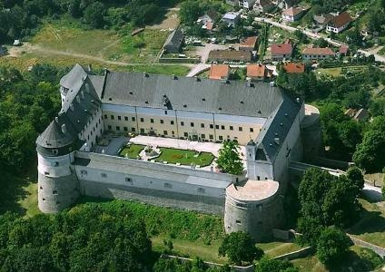 Red Stone Castle