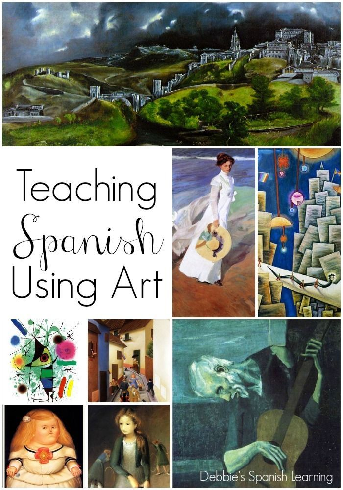 How You Can Learn Spanish Better Through the Arts