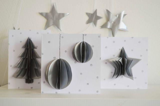 Vier Vandaag!: DIY kerstkaart   1