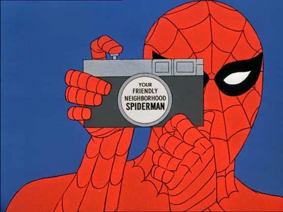 spiderman 1960 u0026 39 s cartoon