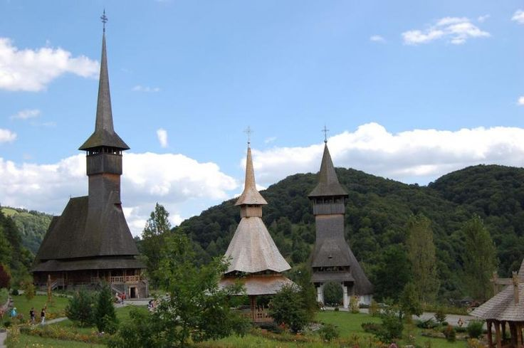 Manastiri in Maramures
