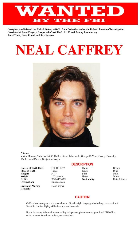 New Wanted Poster - Season 4