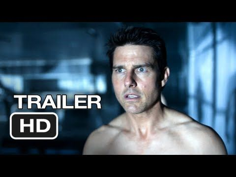 Oblivion Official Trailer #1 Tom Cruise Sci-Fi Movie HDI look forward to this because A. I like Tom Cruise Movies- B. I like futuristic movies