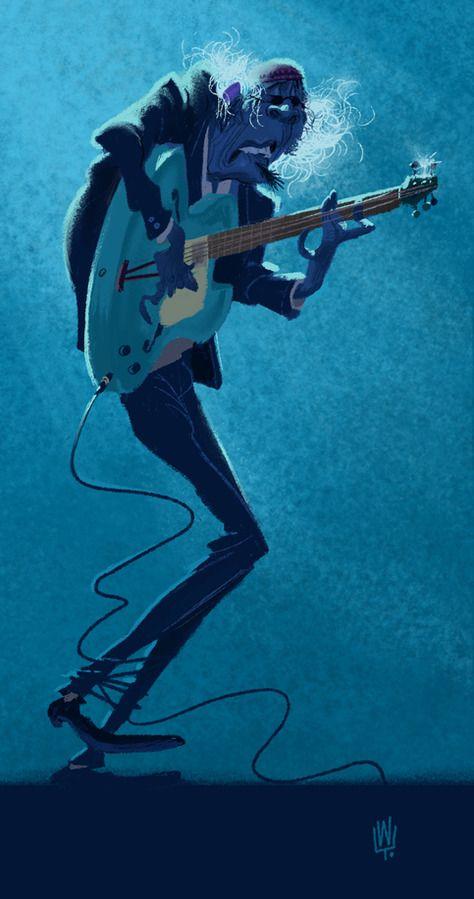 Jazz guitarist http://www.guitarandmusicinstitute.com