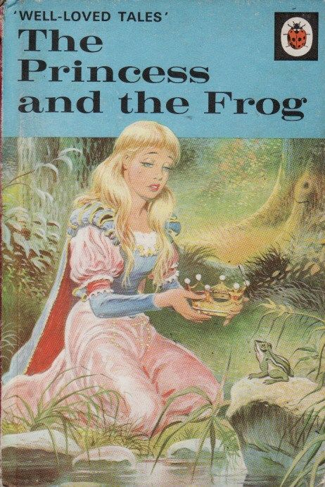 When I read this as a child, I never dreamt I would kiss so many frogs and worst of all, not one of them turned into a prince