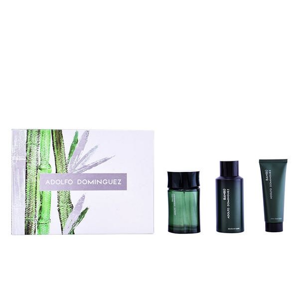 Adolfo Dominguez - BAMBU SET 3 Pcs. Adolfo Dominguez 41,79 € https://shoppaclic.com/lotti-di-profumi-e-cosmetici/22004-adolfo-dominguez-bambu-set-3-pcs--8410190613348.html