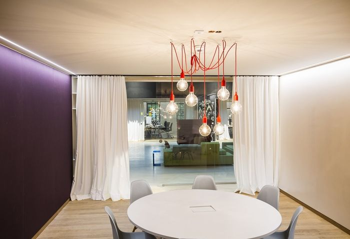 81 best meetingroom images on pinterest office spaces for Virtual office design