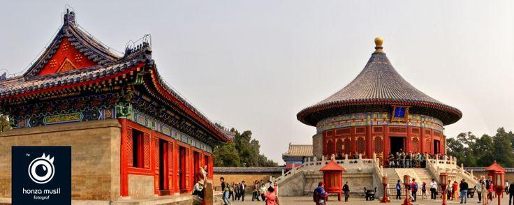 Čína - Chrám Nebes