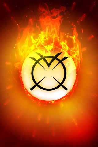 300 best images about Android Wallpapers on Pinterest ...Orange Lantern Corps Logo