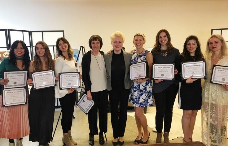 Heritage School Of Interior Design Executive Program Graduates Images