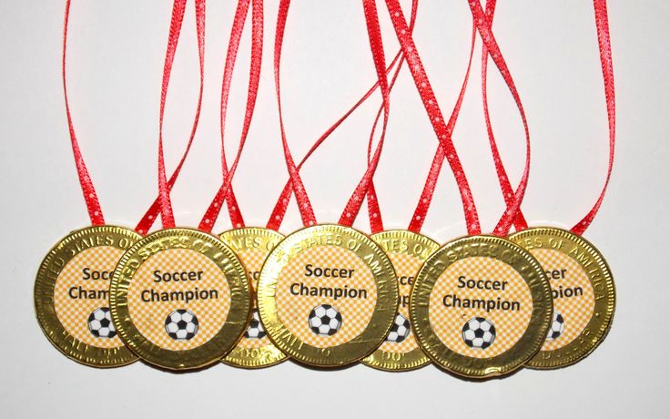 Free Soccer Medal Templates!