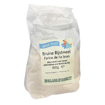 Holland & Barrett Bruine Rijstmeel